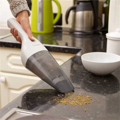 Black and Decker - 54Wh LiIon Dustbuster sladdls handdammsugare - NVB115JL