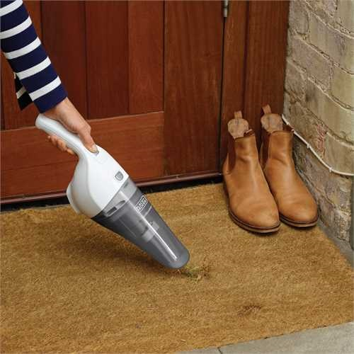 Black and Decker - 36 Wh Dustbuster sladdls handdammsugare - NVB215WN