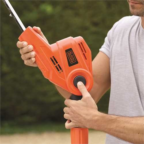 Black and Decker - Teleskopisk hcksax 550W - PH5551