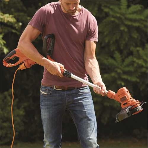 Black and Decker - Grstrimmer 450W - ST4525