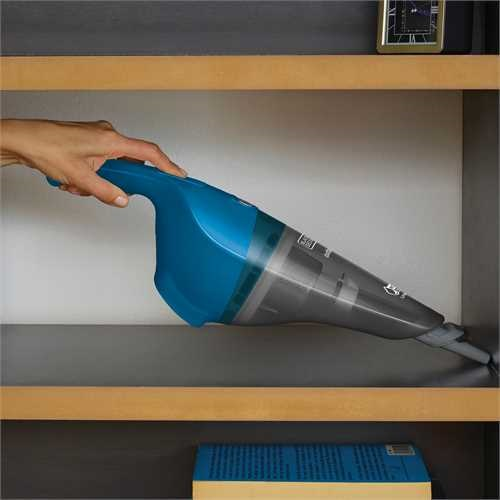 Black And Decker - 108Wh Wet and Dry LiIon Dustbuster sladdls handdammsugare - WDB215WA